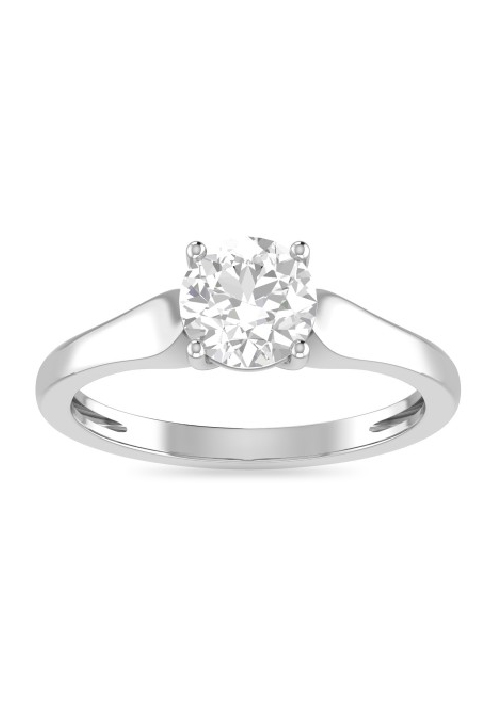 The Coira Solitaire Diamond Ring